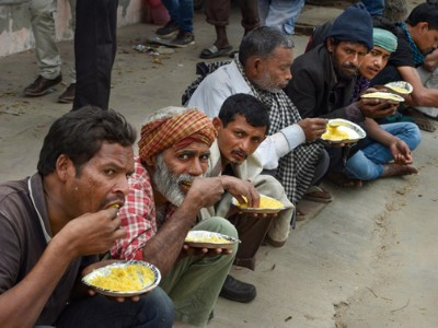 Donate a meal for hungry